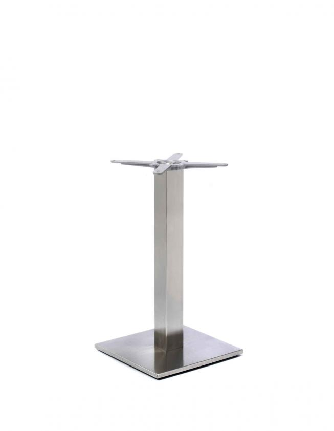 Brushed Steel Pedestals